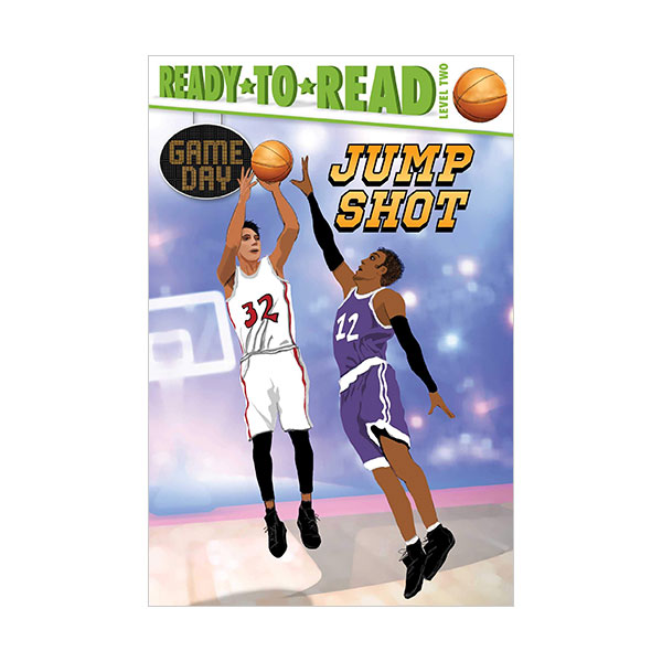 Ready to Read 2 : Game Day : Jump Shot (Paperback)