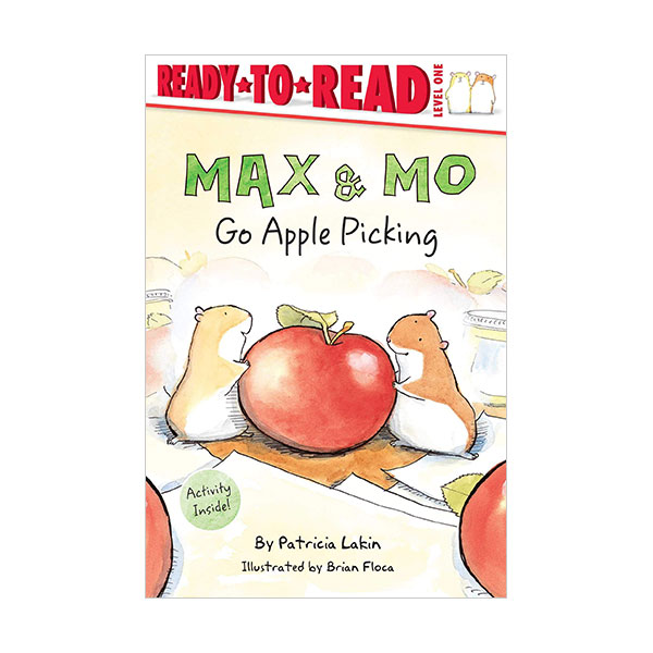 Ready to Read 1 : Max & Mo : Go Apple Picking (Paperback)