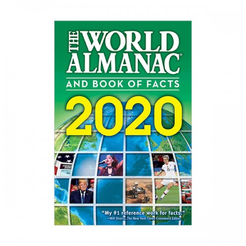 The World Almanac and Book of Facts 2020 (Paperback)