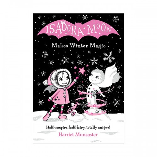 Isadora Moon Makes Winter Magic (Paperback, 영국판)