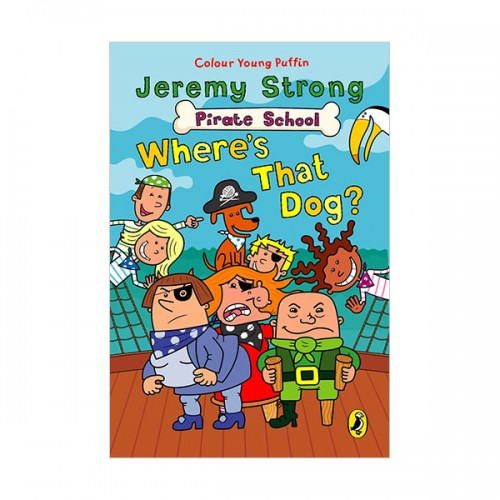 Pirate School : Where's That Dog? ( Paperback, 영국판)