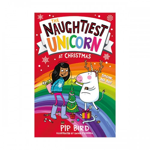 The Naughtiest Unicorn #04 : The Naughtiest Unicorn at Christmas (Paperback, 영국판)