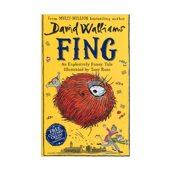 David Walliams : Fing (Paperback, 영국판)