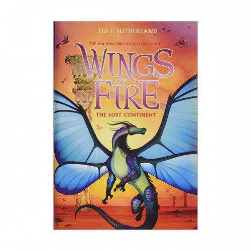 Wings of Fire #11 : The Lost Continent (Paperback)