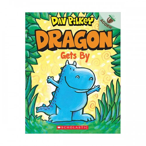 Dragon #03 : Dragon Gets By (Paperback)