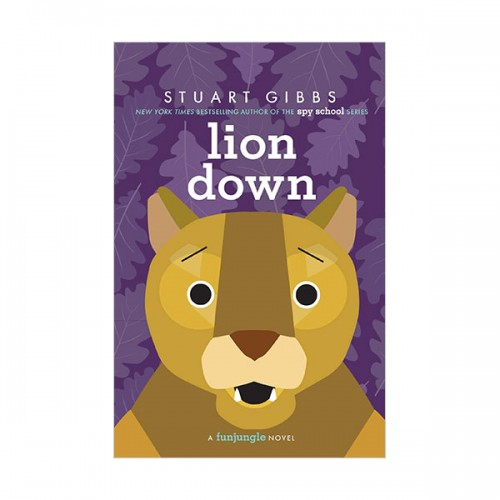 FunJungle #05 : Lion Down (Paperback)