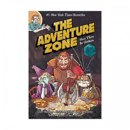 Adventure Zone #02 : Here There be Gerblins (Paperback)