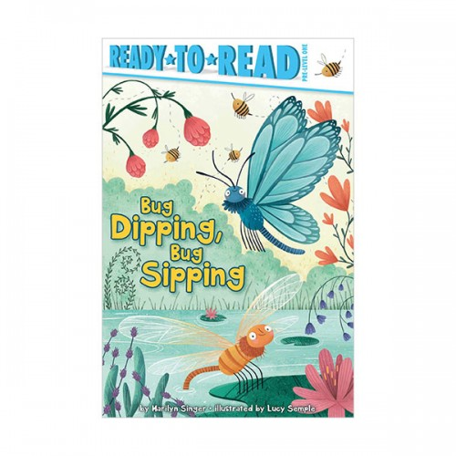 Ready to Read Pre : Bug Dipping, Bug Sipping (Paperback)