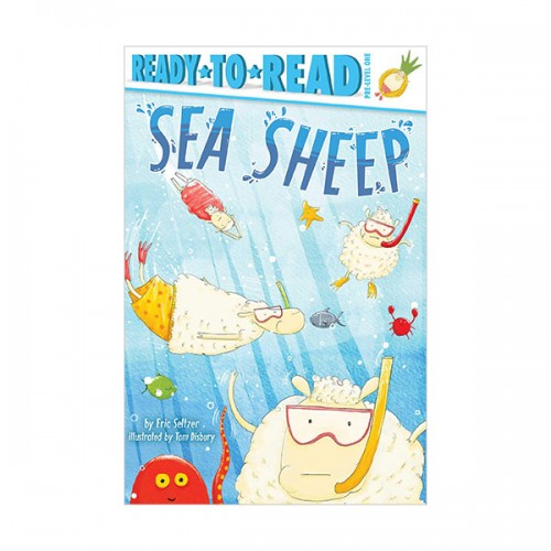 Ready to Read Pre : Sea Sheep (Paperback)