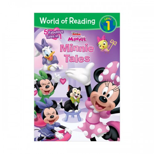 World of Reading Level 1 :  Minnie Tales (Paperback)