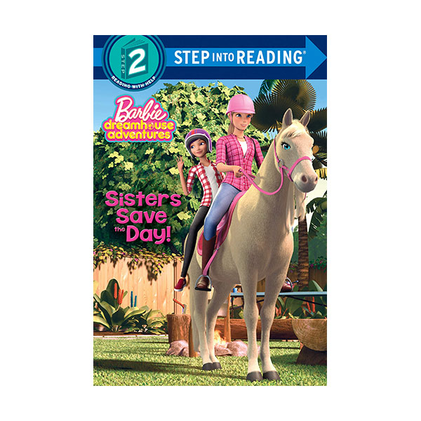 Step into Reading 2 : Barbie : Sisters Save the Day! (Paperback)