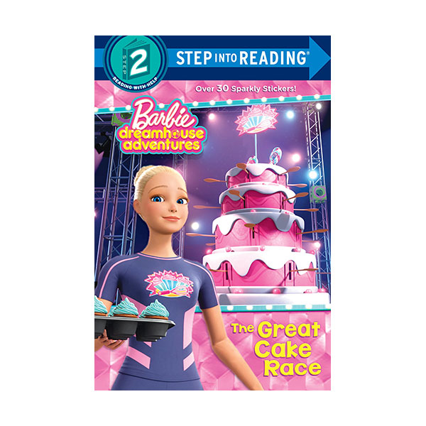 Step into Reading 2 : Barbie : The Great Cake Race (Paperback)