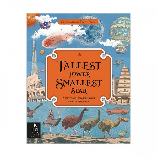 Tallest Tower, Smallest Star (Hardcover, 영국판)