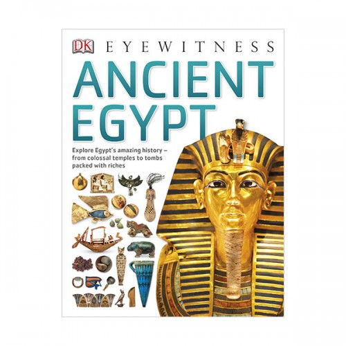Eyewitness : Ancient Egypt (Paperback, 영국판)
