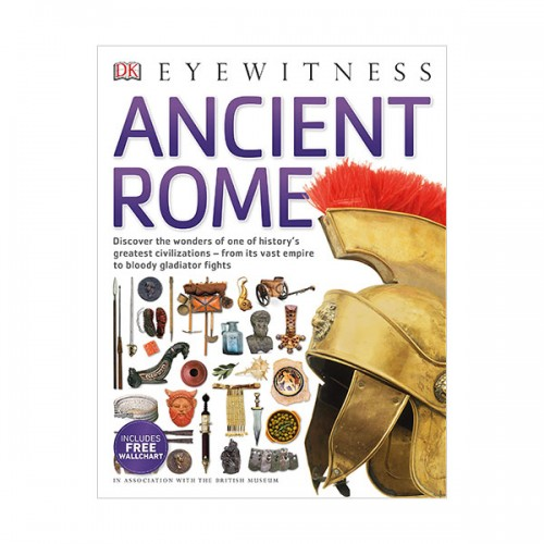 Eyewitness : Ancient Rome (Paperback, 영국판)