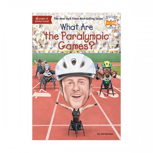 What Are the Paralympic Games? (Paperback)