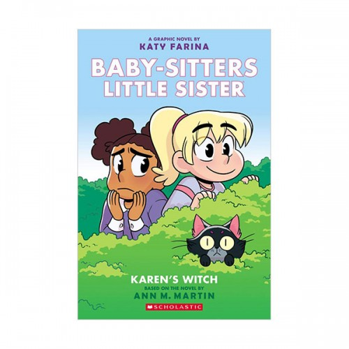 [스콜라스틱] Baby-Sitters Little Sister Graphix #01 : Karen's Witch (Paperback)