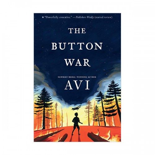[모닝캄 2019-20] The Button War : A Tale of the Great War (Paperback)