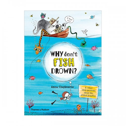Why Don't Fish Drown? (Hardcover, 영국판)