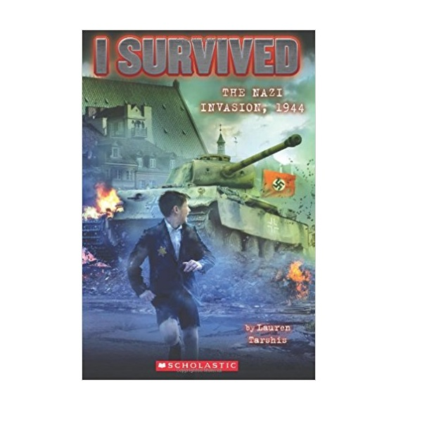 I Survived #09 : I Survived the Nazi Invasion, 1944 (Paperback)