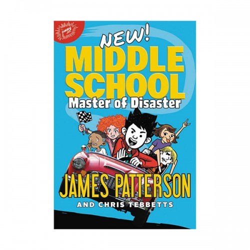 Middle School #12 : Master of Disaster (Hardcover)