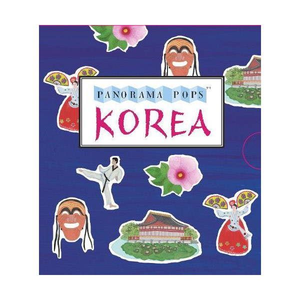 Panorama Pops : Korea (Hardcover)