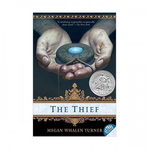 [★포스터 증정]The Queen's Thief Series #01 : The Thief (Paperback, Newbery)