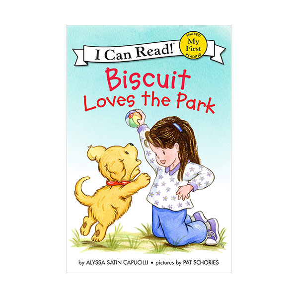 [★LOVE★] My First I Can Read : Biscuit Loves the Park (Paperback)