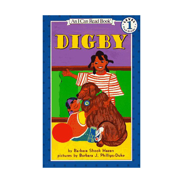 An I Can Read 1 : Digby (Paperback)