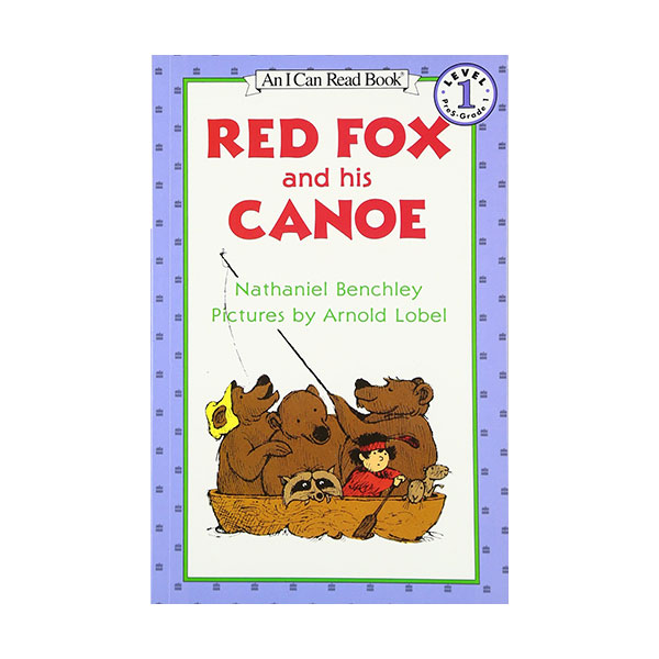 An I Can Read 1 : Red Fox and His Canoe (Paperback)