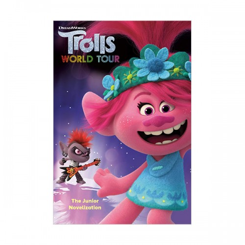 Trolls World Tour : The Junior Novelization (Paperback)