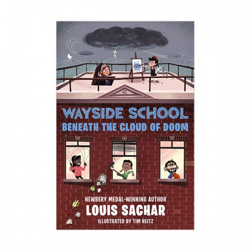 웨이사이드 스쿨 #04 : Wayside School Beneath the Cloud of Doom (Paperback, INT)