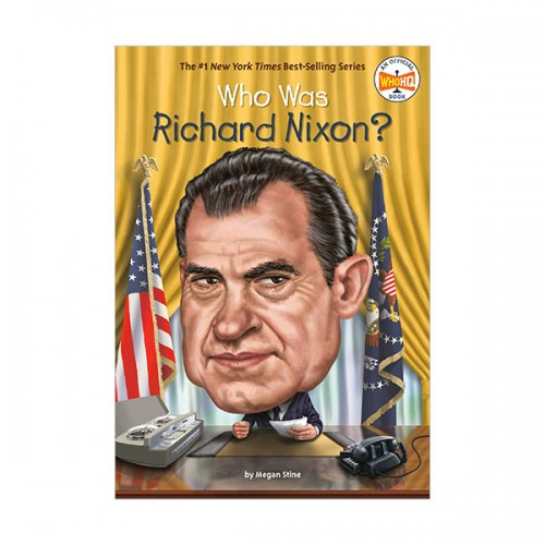 Who Was Richard Nixon? (Paperback)