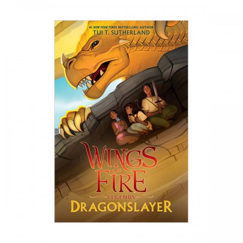 Wings of Fire Legends : Dragonslayer (Hardcover)