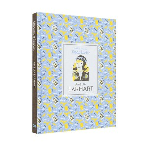 Little Guides to Great Lives : Amelia Earhart (Hardcover, 영국판)