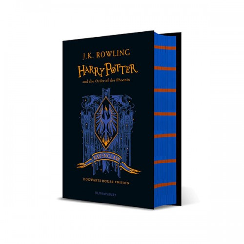 [기숙사판/영국판] 해리포터 #05 : Harry Potter and the Order of the Phoenix : Ravenclaw Edition (Hardcover)