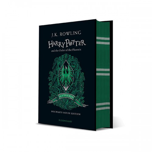 [기숙사판/영국판] 해리포터 #05 : Harry Potter and the Order of the Phoenix : Slytherin Edition (Hardcover)