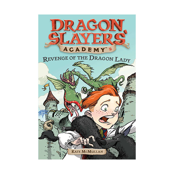 Dragon Slayers' Academy #02 : Revenge of the Dragon Lady (Paperback)