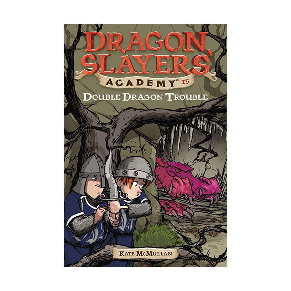 Dragon Slayers' Academy Series #15 : Double Dragon Trouble (Paperback)