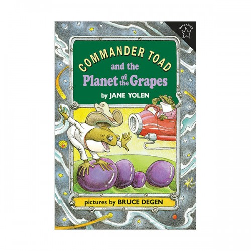 Commander Toad and the Planet of the Grapes (Paperback)