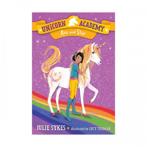 Unicorn Academy #03 : Ava and Star (Paperback)