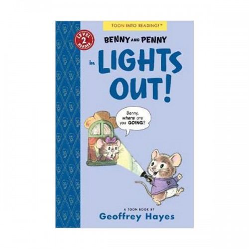 TOON Level 2 : Benny and Penny in Lights Out! (Paperback)
