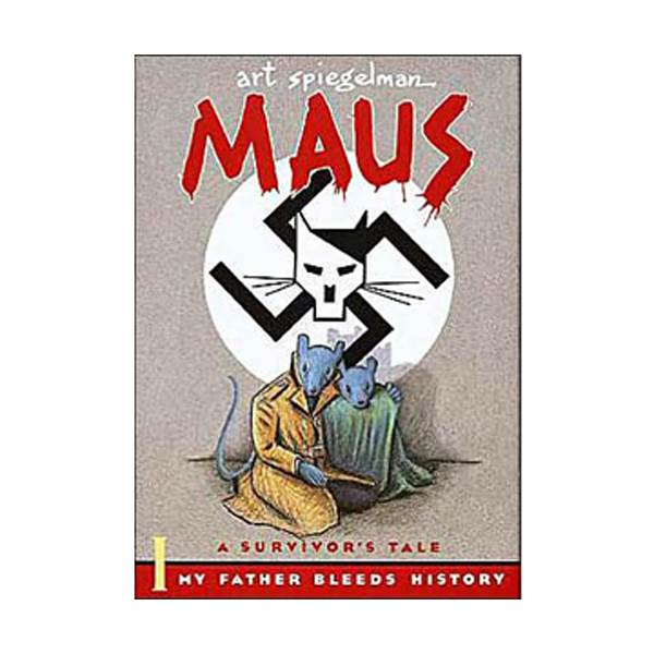 Maus #01: A Survivor's Tale : My Father Bleeds History (Paperback)