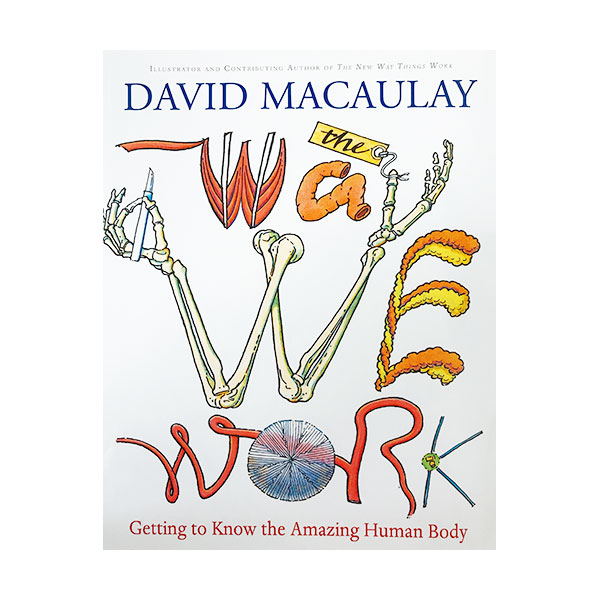 The Way We Work : Getting to Know the Amazing Human Body (Hardcover)