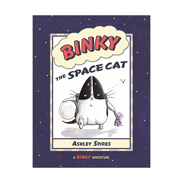 Binky Adventure : Binky the Space Cat (Paperback)