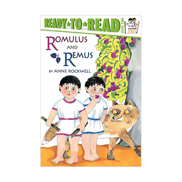 Ready to read 2 : Romulus and Remus (Paperback)