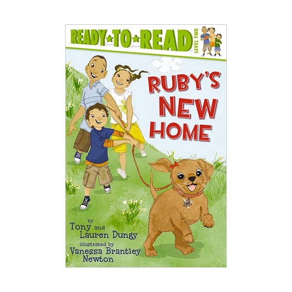Ready to read 2 : Ruby's New Home (Paperback)