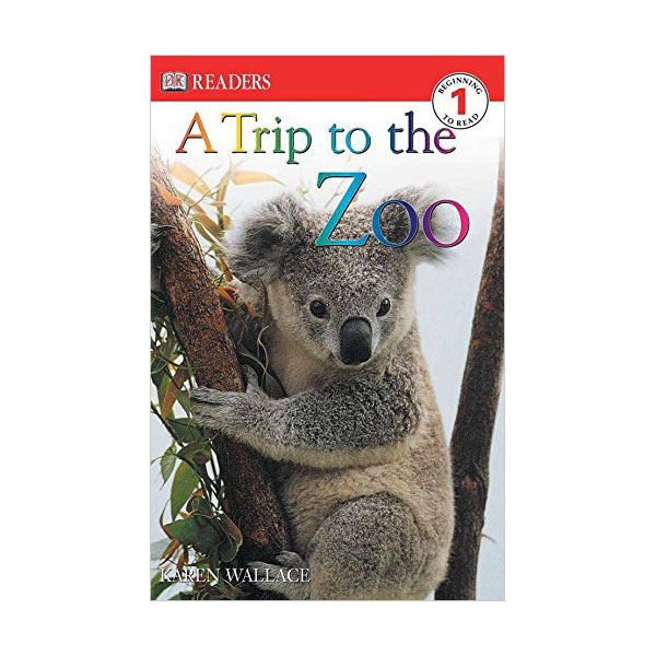 DK Readers 1 : A Trip to the Zoo (Paperback)