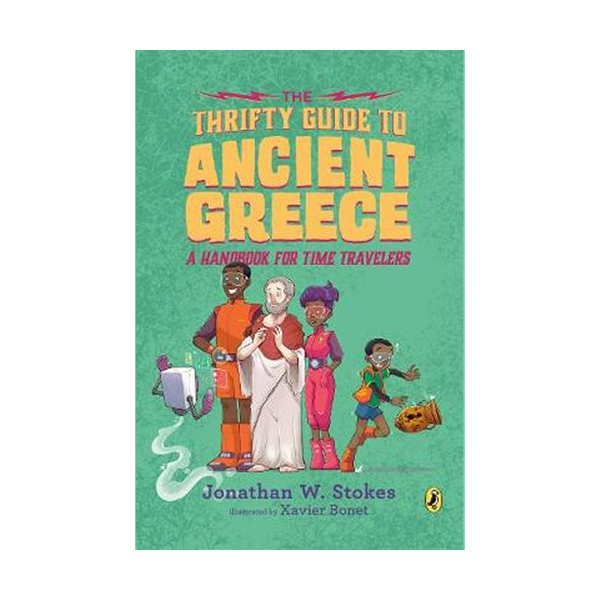 The Thrifty Guides #03 : The Thrifty Guide to Ancient Greece (Paperback)