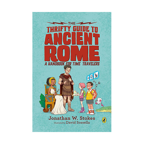 The Thrifty Guides #01 : The Thrifty Guide to Ancient Rome (Paperback)